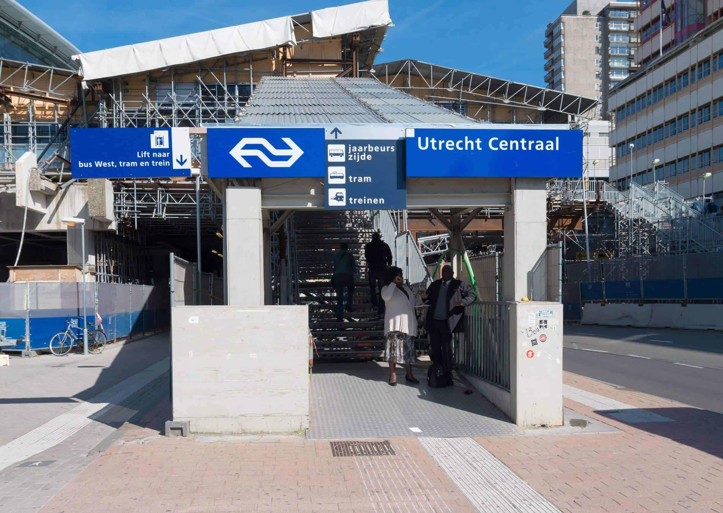 utrecht central station